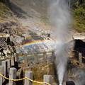 Photos: 地獄谷野猿公苑噴泉