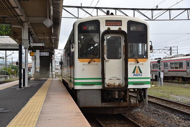 会津鉄道 AT-551