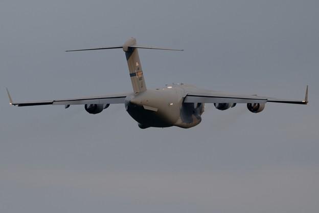 C-17上昇