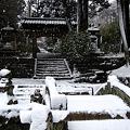浄智寺総門20120229