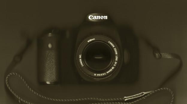 第100回モノコン Canon EOS 60D scandata