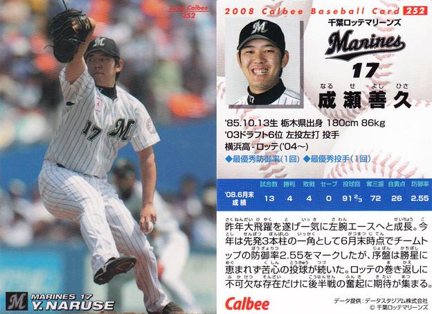 義久 成瀬 【プロスピ2020】スペシャル投球フォーム【OB選手など】