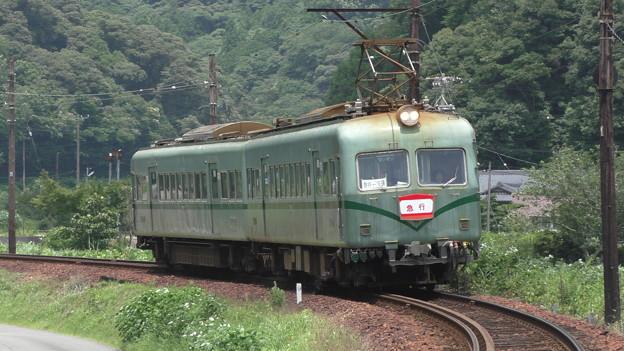 写真: 大井川21000系