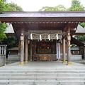 Photos: 拝殿-神明社 (横浜市保土ケ谷区神戸町 107)