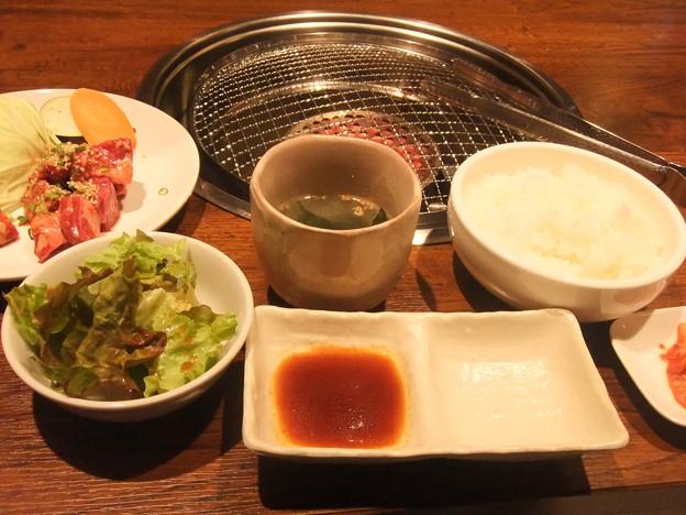 ハラミ定食(ランチ)