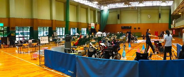 第16回 福祉機器展示 体験会 広島市心身障害者福祉センター 広島市東区光町2丁目
