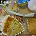 Photos: ドバイ→チュニスの機内食