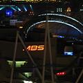 Photos: 夜のジェットコースター