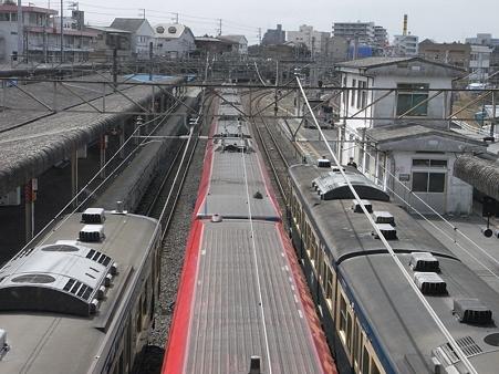 成田駅16