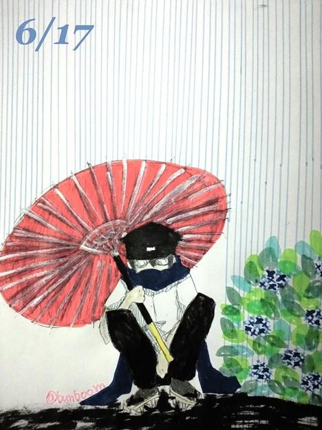 ナカジ誕生日おめでとうだよー!やっつけ感すごいよー! >ポップンお絵かき