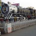 インドのSL  Indore station,India