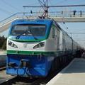 """シルクロード シャルク号 Express train """"Sharq"""""""