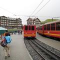 写真: 登山電車