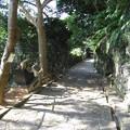 写真: 沖縄金城町石畳200811-01