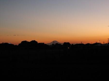 左に富士山 20150721-10