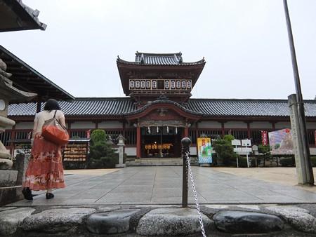 伊佐爾波神社05 楼門