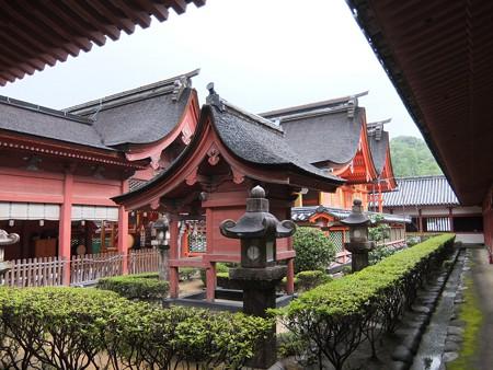 伊佐爾波神社09 八幡造