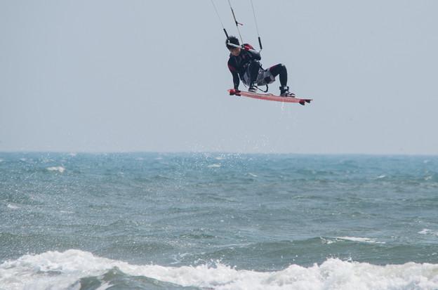 カイトサーフィン