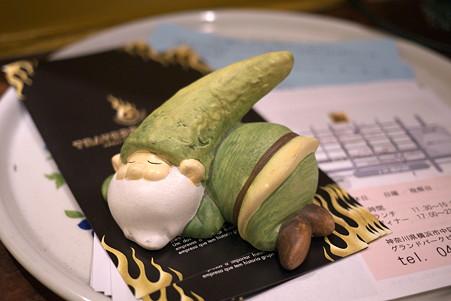 2011.12.24 横浜 ランチ カウンターに