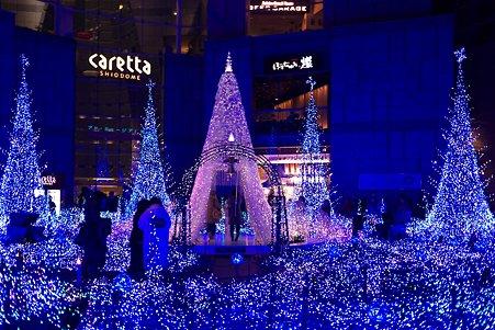 2011.12.29 汐留 Caretta illumination2011