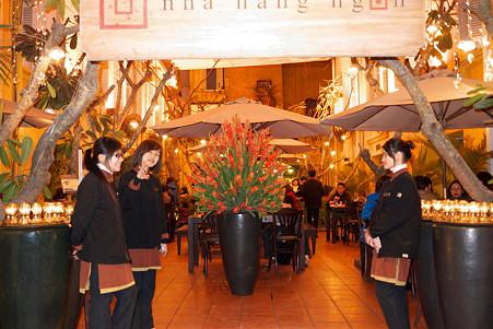 2012.03.10 ハノイ レストランNha Hang Ngon