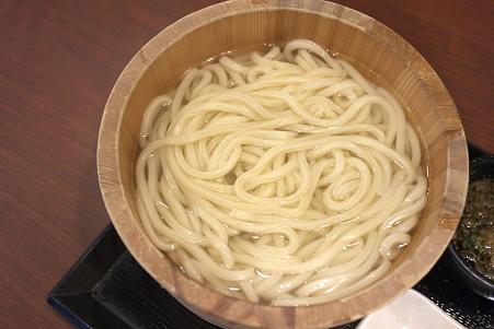 2012.04.28 希望が丘 丸亀製麺 釜揚げうどん
