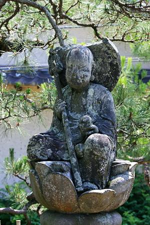 2012.06.14 北鎌倉 長寿寺 地蔵