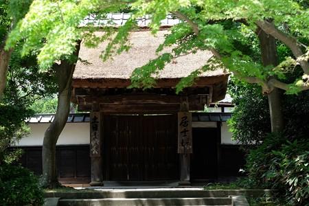 2015.08.09 円覚寺 居士林