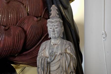 2015.08.09 円覚寺 仏殿 梵天