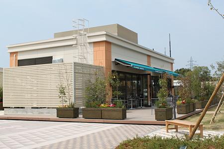NEOPASA駿河湾沼津上りドッグカフェ