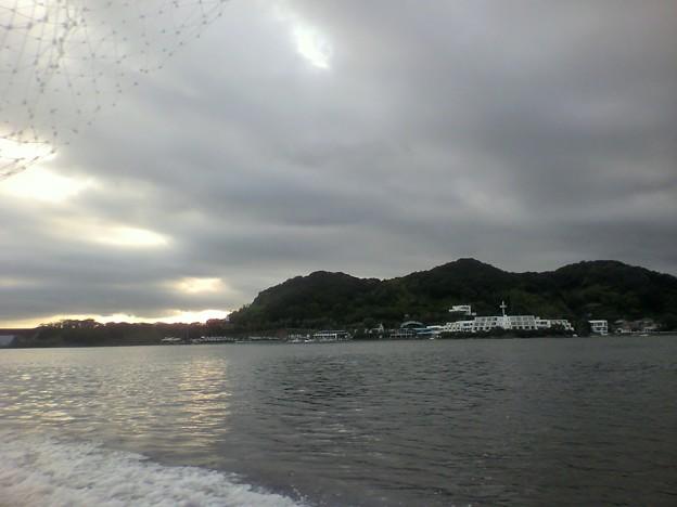 浜名湖で釣り