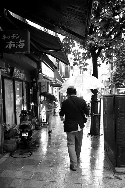 """雨の神保町 """"Rainy day"""""""