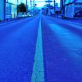 Photos: 街の始発前