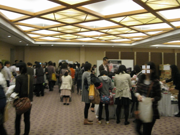 東京ドームホテルRSP37展示ブース