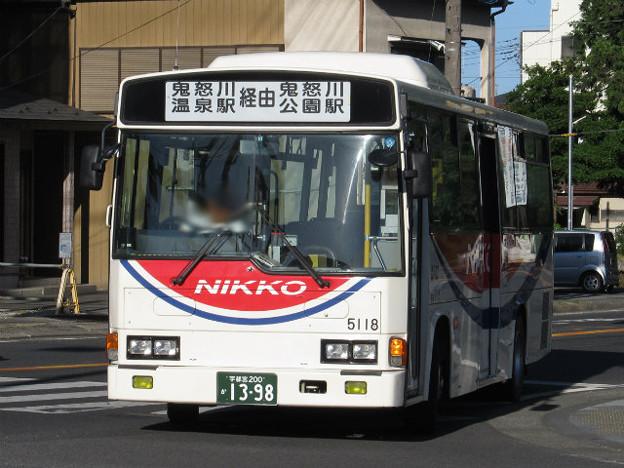 【日光交通】5118号車
