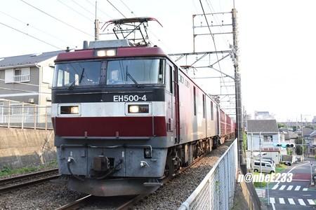 8063レ EH500-4+コキ