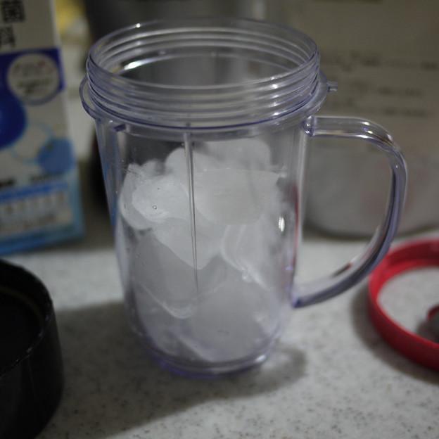 氷たっぷり