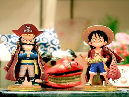 海賊王ふたり♪