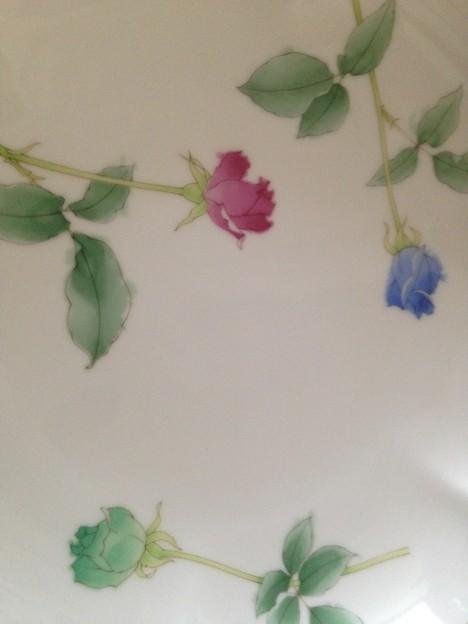 香蘭社の薔薇