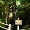 くらがり又谷の滝-2