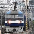 Photos: 貨物駅発車待機の桃太郎