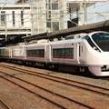 E657系K1編成特急ひたち18号友部1番通過!