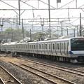 E531系K416編成常磐線387M友部2番進入