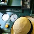 Photos: アテンダントの帽子