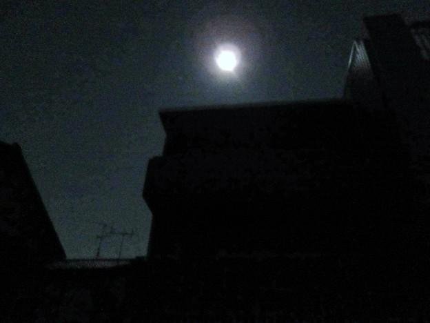 停電 in月夜