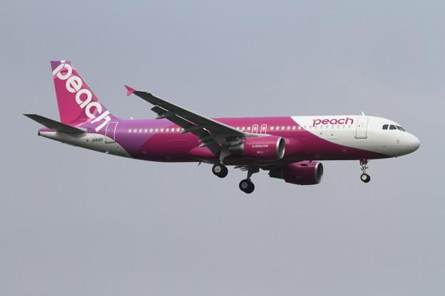 A320 JA816P Peach