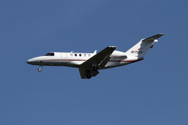 Cessna CitationCJ4 N179GV (JCAB JA009G)