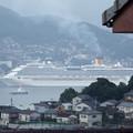 写真: コスタ・セレーナ入港 1