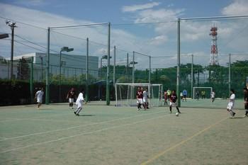 FCユーマ vs FC 市川橋OVER