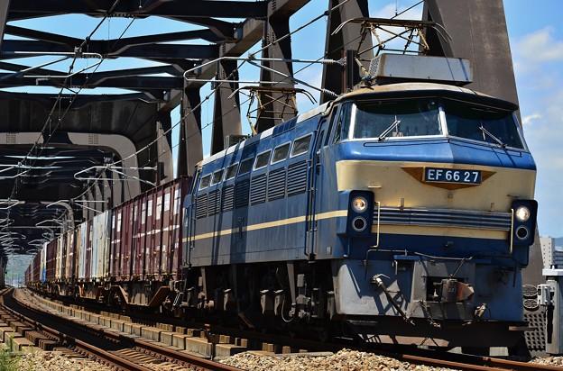 5070レ EF66 27(2)